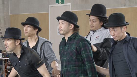6人の世界的ダンサーが出演