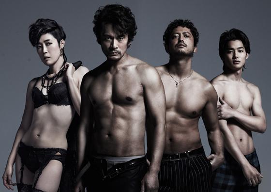 舞台「禁断の裸体」