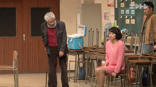 近藤正臣と小島聖