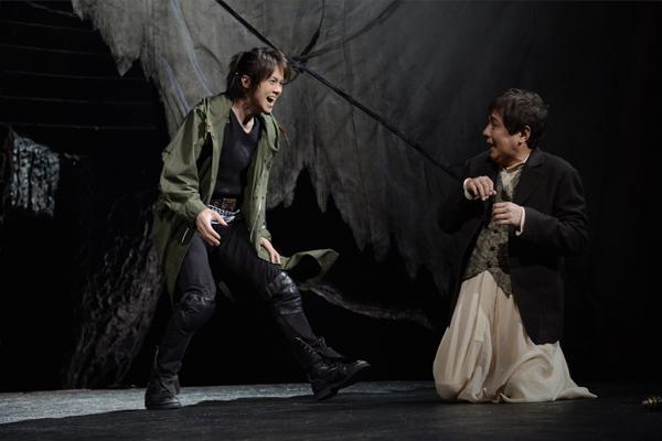 舞台「トロイラスとクレシダ」