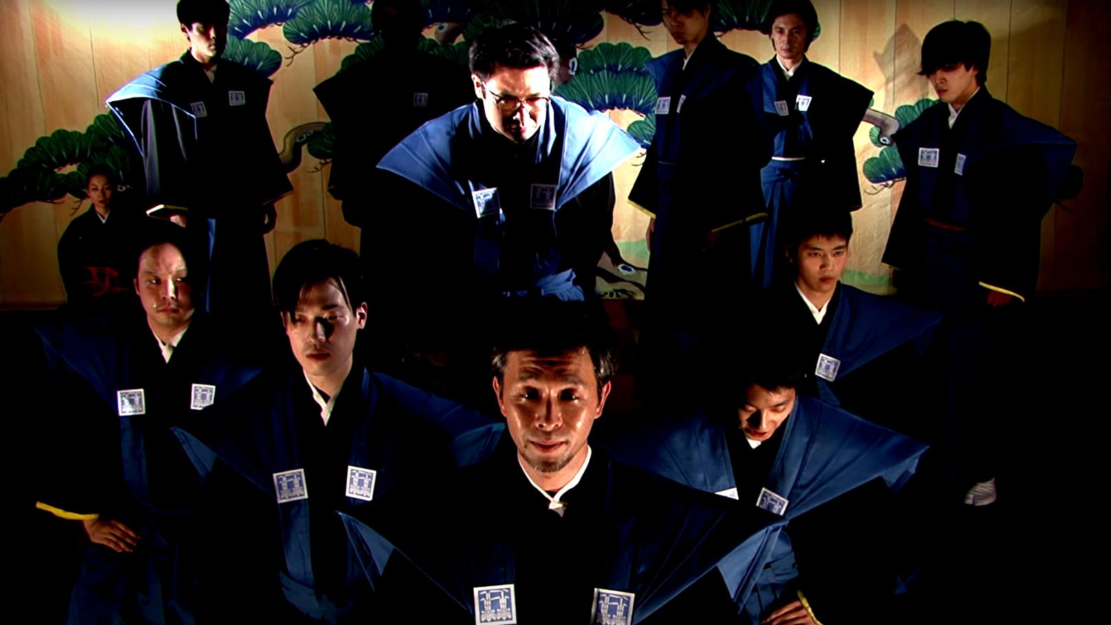 あやめ十八番『江戸系 猿踊』
