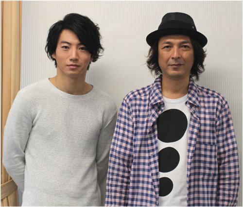 「黒いハンカチーフ」矢崎広、河原雅彦インタビュー