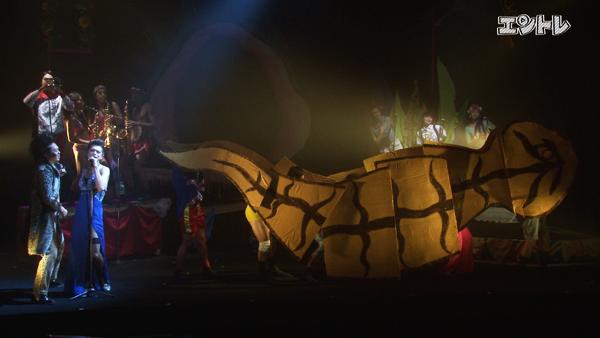 劇団めばち娘「ツチノコの嫁入り」 舞台写真