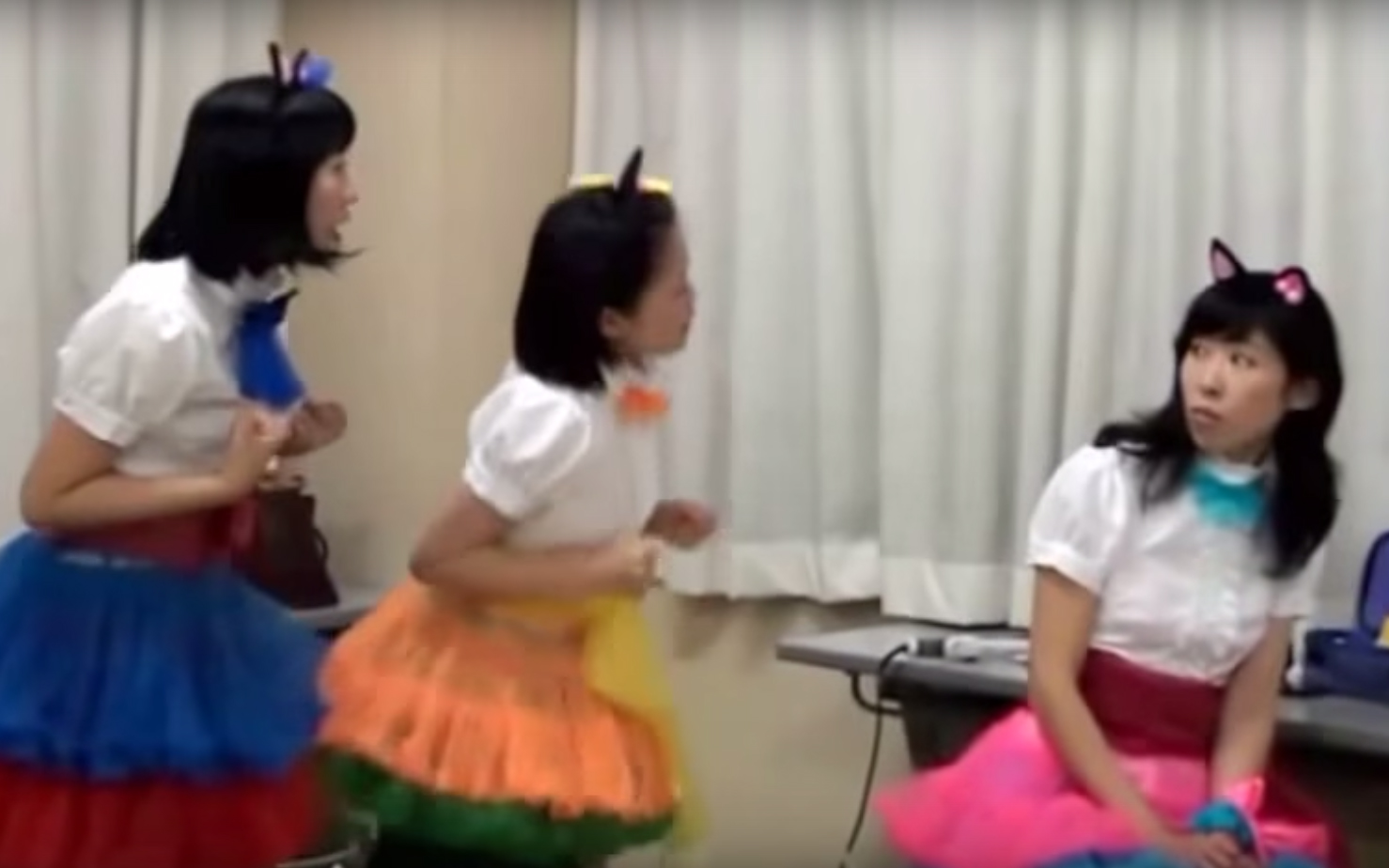 劇団C-Factory『にゃんカツ!~にゃんにゃんズの憂鬱な日々~』