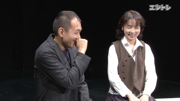 大人のための上質な舞台を小劇場で/舞台「悲しみを聴く石」那須佐代子×上村聡史インタビュー