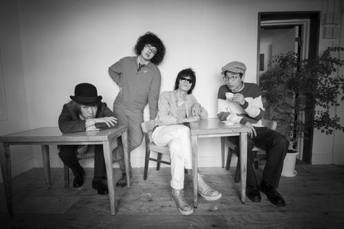 4人組ロックバンド「おとぎばなし」