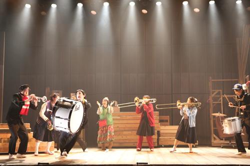 舞台「キルミーアゲイン」舞台写真