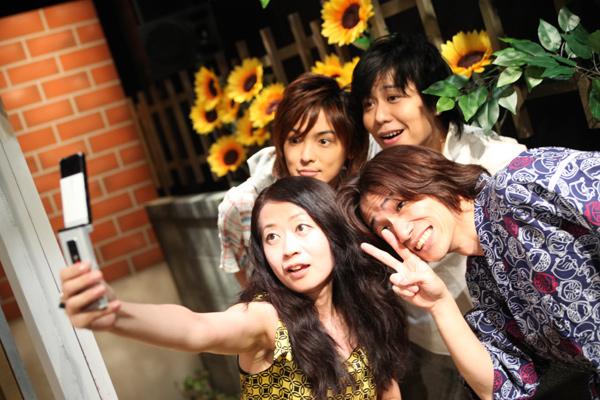 劇団925「福喜多さんちの三兄弟」