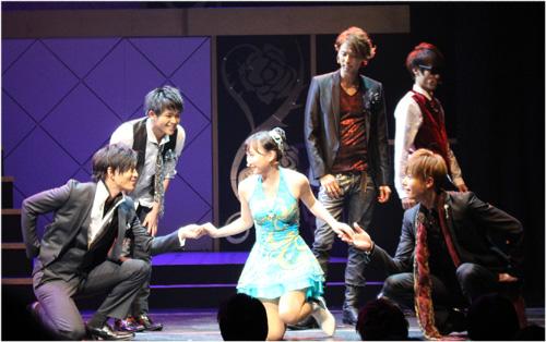 舞台「私のホストちゃん」
