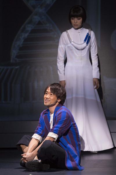 「DNA-SHARAKU」舞台写真