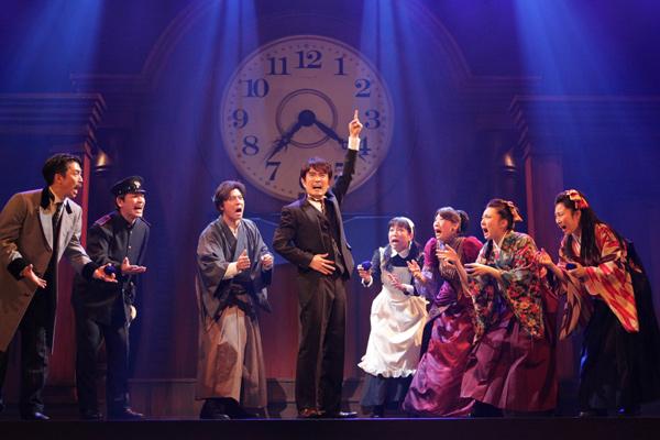 演劇集団キャラメルボックス「サンタクロースが歌ってくれた(2010年版)」