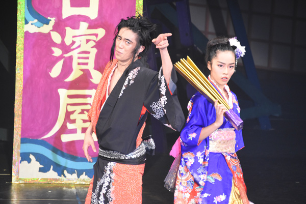 舞台「大江戸ロケット」