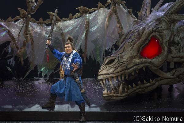 歌舞伎NEXT「阿弖流為」
