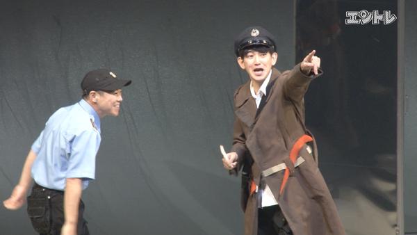 NODA MAP「逆鱗」舞台写真