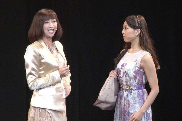 ショーステージ「GEM CLUB」公開舞台稽古