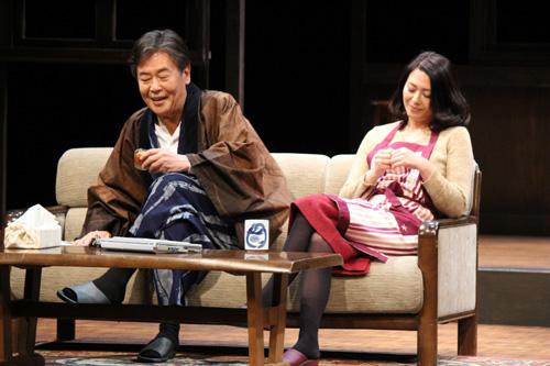 舞台『家庭内失踪』