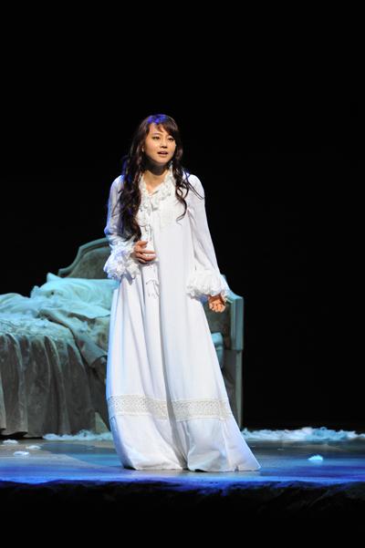 舞台「嵐が丘」舞台写真