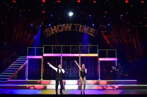 舞台「ショーガール」