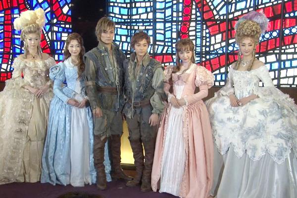 ミュージカル「1789 -バスティーユの恋人たち-」