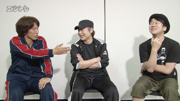 舞台「BURAI」稽古場インタビュー