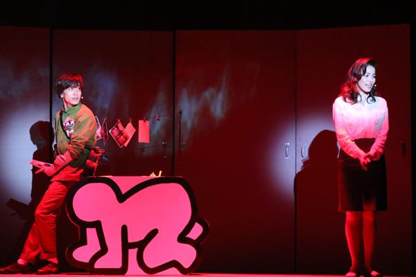 舞台「ラディアント・ベイビー」