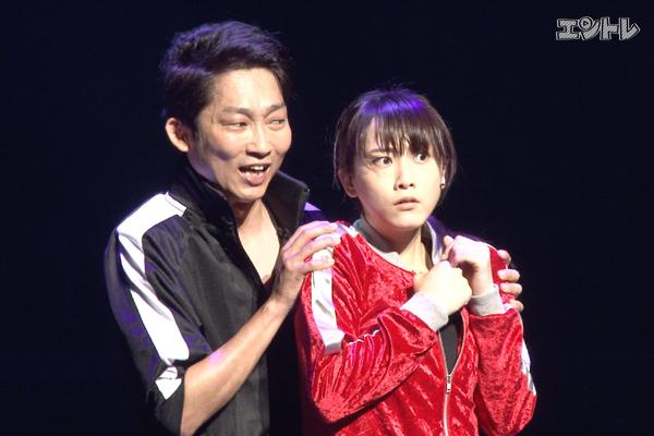 「新・幕末純情伝」舞台写真
