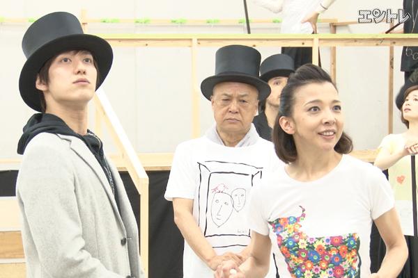 ミュージカル「MY FAIR LADY」公開稽古