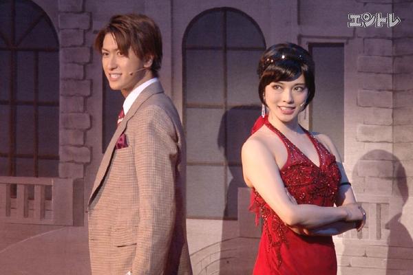ミュージカル「グレイト・ギャツビー」舞台写真