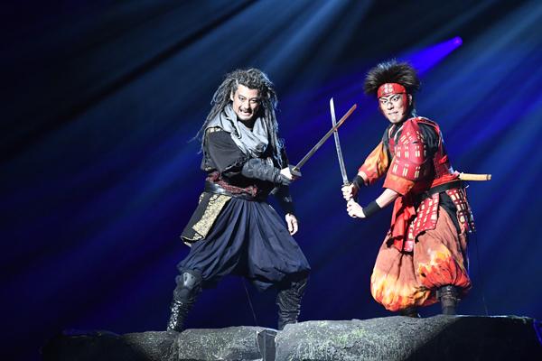 舞台「真田十勇士」舞台写真