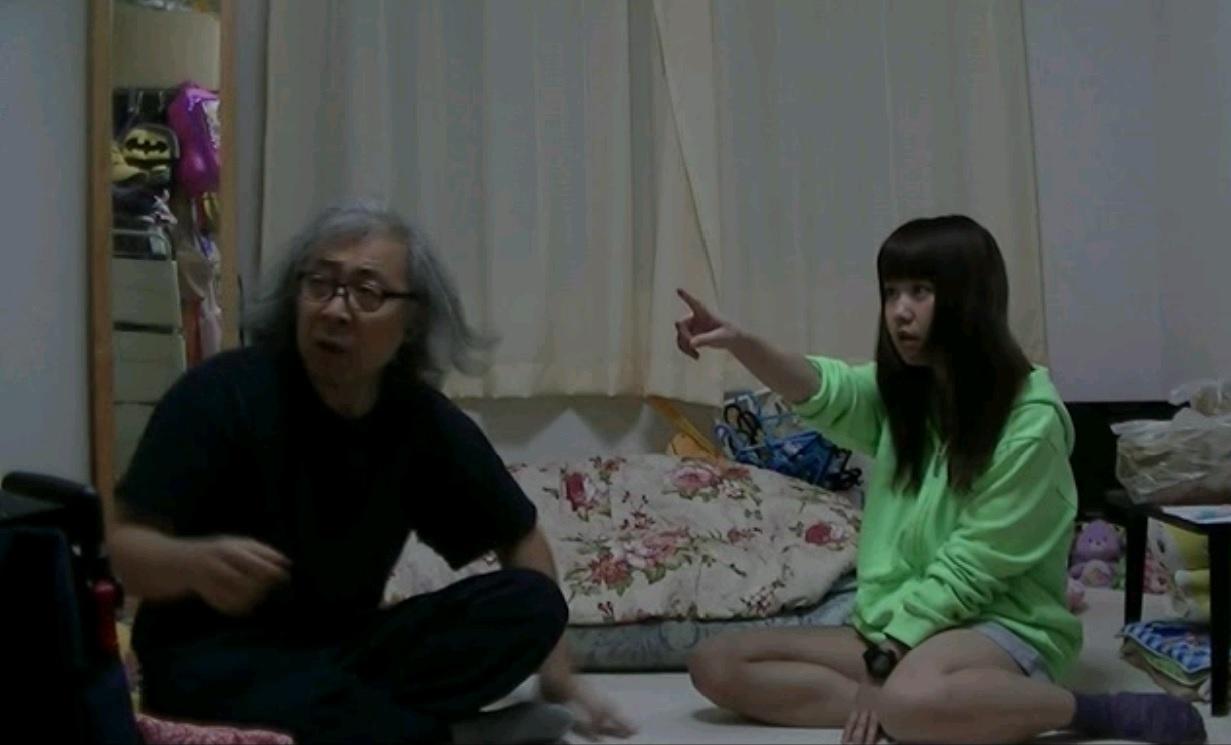 040-C演技によるエア芝居
