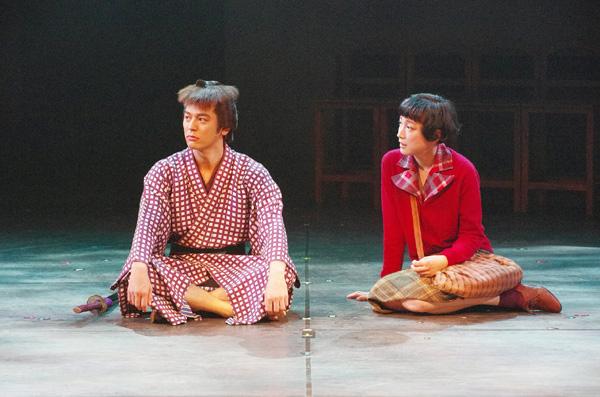 世田谷パブリックシアター+KERA・MAP#007 『キネマと恋人』 撮影:御堂義乘
