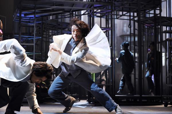 メトロポリス 舞台写真