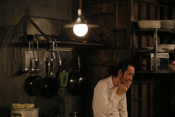 庭劇団ペニノ「ダークマスター」