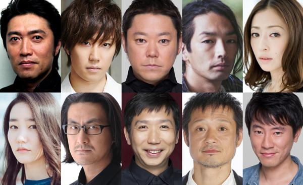 劇団☆新感線『髑髏城の七人』Season鳥 キャスト