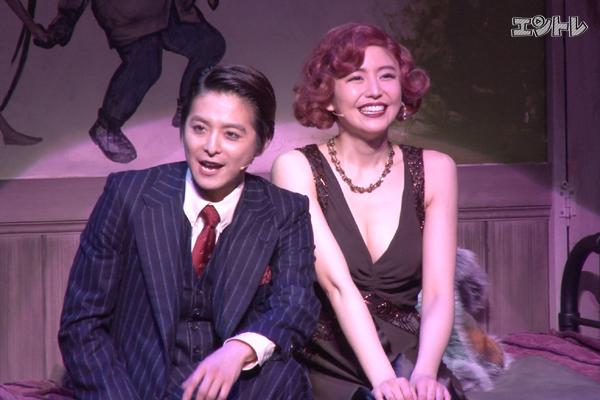 【動画30秒と5分】ミュージカル「キャバレー」が開幕!