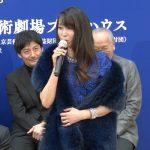 浅野ゆう子 舞台「ハムレット」製作発表より