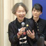 松岡和子 舞台「ハムレット」製作発表より