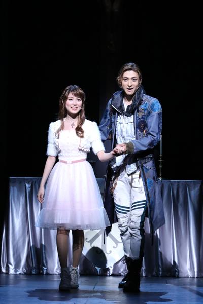 ミュージカル「ロミオ&ジュリエット」舞台写真