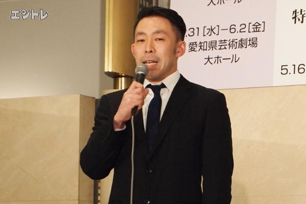 坂東玉三郎×鼓童特別公演「幽玄」製作発表より