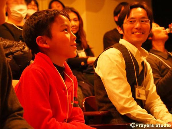 大人も子供も楽しめる、演劇。