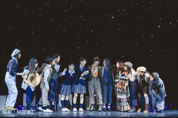 舞台「幕が上がる」舞台写真