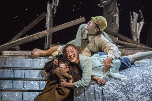 新国立劇場「マリアの首」が開幕!