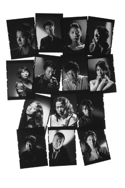 舞台「プレイヤー」メインビジュアル  撮影:細野晋司