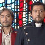 ミュージカル「レ・ミゼラブル」囲み取材 福井晶一、吉原光夫