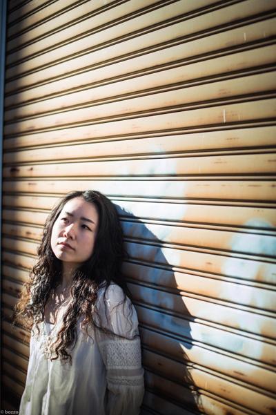 主演のゲッコーパレード女優、崎田ゆかり(photo by bozzo)