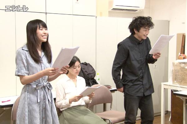声劇和楽団「鳥獣奇譚」近藤玲奈、満仲由紀子、白倉裕二