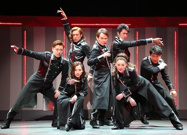 『CLUB SEVEN-ZERO-』舞台写真