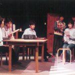 『きゅうりの花』舞台写真(1998年) 撮影:松本謙一郎