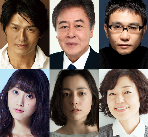 舞台「24番地の桜の園」高橋克典、風間杜夫、八嶋智人、松井玲奈、美波、小林聡美