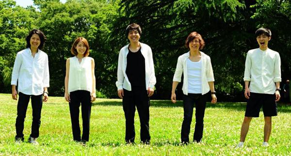 左から栗栖裕之、川村美喜、堀之内良太、江島雄基、花田裕二郎